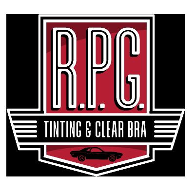 R.P.G. Tinting & Clear Bra